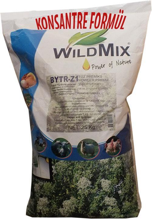 WILDMIX BYTR-Z1  Konsantre