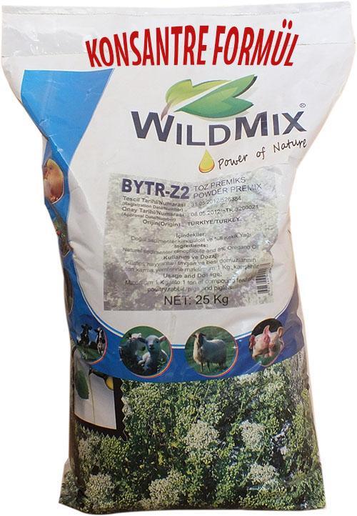 WILDMIX BYTR-Z2 Konsantre